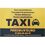 Taxi Fredbus